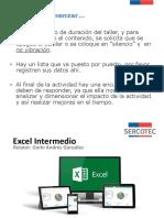 Excel Intermedio.