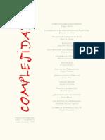 Revista Complejidad Nº 0