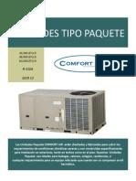 Catalogo de Paquetes Comfort Air Seer 13 R-410a - 29102013