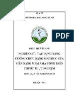 Nghiên cứu tác dụng tăng cường chức năng sinh dục của viên nang mềm Ama Công trên chuột thực nghiệm.pdf