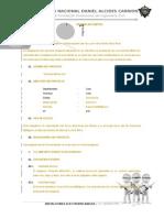 Memoria Descriptiva - Especificaciones Tecnicas