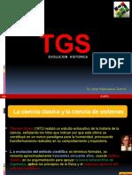 Evolucion historia de la TGS parte II