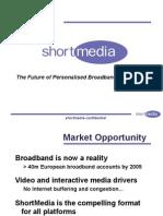 ShortMedia FOCAL72001