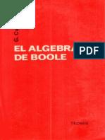 El Algebra de Boole
