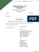 iLOR, LLC v. Google, Inc. - Document No. 30