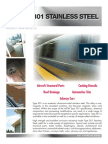 AK 301 Stainless Steel Product Data Bulletin