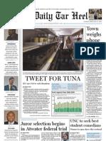 The Daily Tar Heel for Feb. 23, 2010