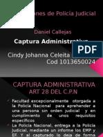 Actuaciones de Policía Judicial
