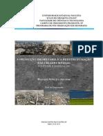 A produção imobiliária e a reestruturação das cidades médias