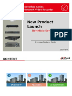 Beneficio Series NVR Product Launch PPT-2014 5 13