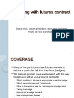 OFD Session_4 Hedging With Futures Contracts -Com Futures - Students