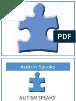 Autism Speaks Powerpoint