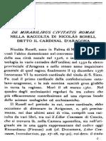 Rosell - De Mirabilibus Civitatis Romae