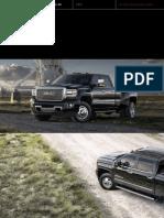 2015 Sierra HD Brochure