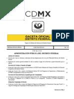 reforma ley exterior mexico df 6 julio 2015