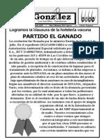 González Julio 2015