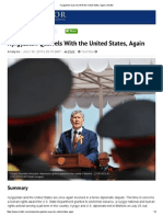 Kyrgyzstan Quarrels With the United States, Again _ Stratfor