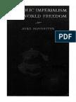 11 Manhattan Catholic Imperialism and World Freedom