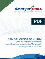 San Salvador de Jujuy- Guia de turismo