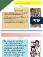 La Estructura Social1