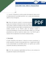 Material de Apoio - Nestor Távora - Prisões II Processo Penal Aula 08