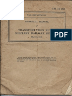 Transportation Rules 55-265 May 25,1943
