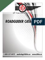 Agpro Roadguider Catalogue