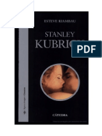 80252a42606 Stanley Kubrick Biography by Vincent Lobrutto