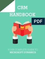 CRM Handbook Draft