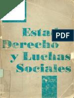 Estado, Derecho y Luchas Sociales. Boaventura de Soussa Santos