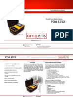 Poweranalyzer-PDA 1252 0