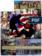 2015 Operation Vet Fit Annual Report