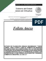 Gob Torre Lumina Chihuahua