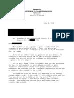 FOIA Response 1 July (Herbalife Ltd.)