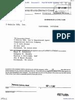 NTP, Inc. v. T-Mobile USA, Inc. - Document No. 3