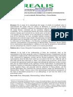 REFLEXIONES POSTCOLONIALES SOBRE LOS CUERPOS ETNOGRÁFICOS. Diálogos con Leenhardt, Merleau-Ponty y Teresa Benítez
