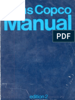 Atlas Copco Manual - 1976