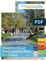 Dallas' Neighborhood Plus Plan