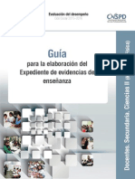 Guía Académica Secundaria Ciencias II Física