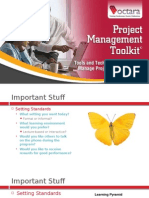 ProjectManagement Training