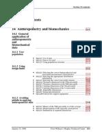 (1996) Anthropometry and Biomechanics
