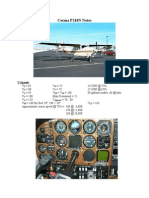 Cessna P210N Notes - IflyPete