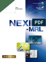 NEXIEZ MRL (2)-Especifixcaciones Tecnicas de Ascensor