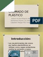 Aplicación a Los Polimeros-cromado de Plástico