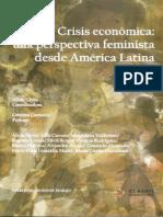 Alicia Giron - Crisis Economica. Una Perspectiva Feminista Desde America Latina