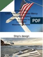 Hospital Ship American Mercy 2