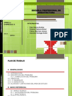 Metodologia de urbanismo I unprg