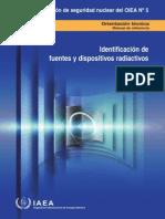 Identificación de Fuentes y Dispositivos Radiactivos