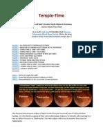 Seven Lunar Eclipse Tetrad Cycles Equal Menorah2