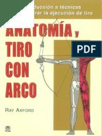 Anatomia Del Tiro Con Arco